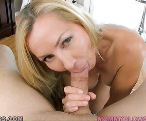 بانوی داغ بریتانیایی سکسی و طرفدار Naughty Blow Job Lisa DiMarco