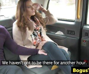 اقدام وحشت تاکسی با یک زوج واقعی انگلیسی
