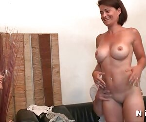 Big Tits خانه دار فرانسوی فاک سخت مقعد