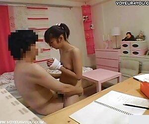 آزمایش جنسی دختر مدرسه ای