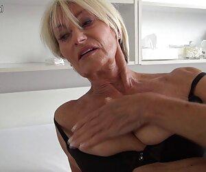 مادربزرگ خیلی گرم