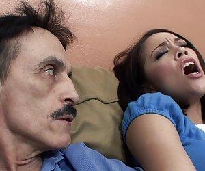 کریستینا رز گلوی عمقی گام-بابا دیک