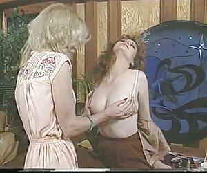 ژاکلین و سپس یک دختر داغ و دختر گربه لیس او و فیلم سکسی سگ