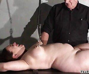 شکنجه زن چاق و نوک پستان BBW BDSM