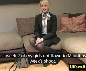 در طول مصاحبه بازیگران بریتانیا بازی کردند