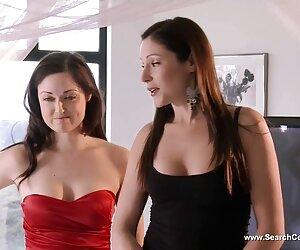 کریستین نگوین و ملیسا جیکوبز - همسران سکسی