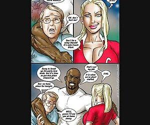 بازسازی کارتون بین نژادی