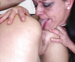 Blonde Bruneette Hardcore Old Young Stockings