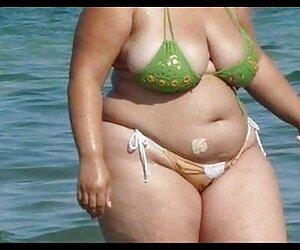 Bbw Bikini-Candid الاغ - Booty Booty Voyeur-Spy Butt