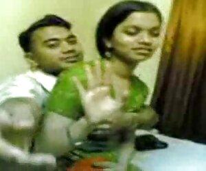زن و شوهر هندی در حال داشتن رابطه جنسی در سال جدید جنسی توسط av
