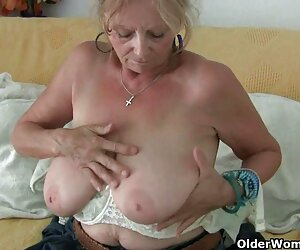 Big Tits Granny Isabel Collection