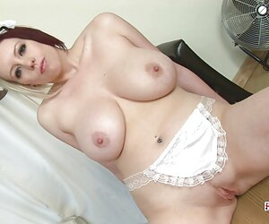خدمتکار بیدمشک لیلی صورتی مهارت های خود را به نمایش می گذارد سکسی تصویری تصویری فیلم سکسی