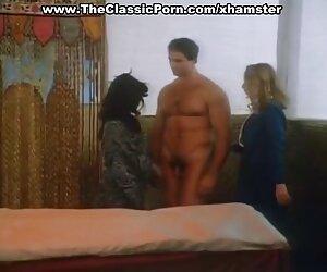 دختر و بلوندی سکسی در فیلم پورنو کلاسیک