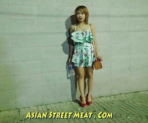 الاغ فقیر نشین زاغه نشین دختر چاق آسیایی