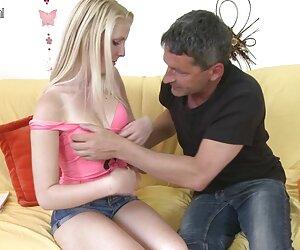 دختر نوجوان بور پیرمردی کثیف را می سازد