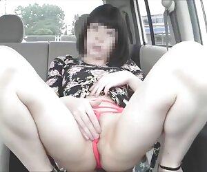 استمنا Jp در ماشین