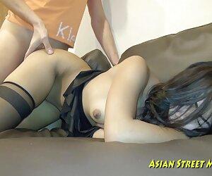 دختر آماتور سفید تایلندی با این روش